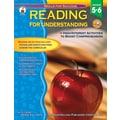 Carson-Dellosa Reading for Understanding Resource Book, Grades 5 - 6