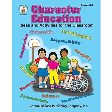 Carson-Dellosa Character Education Resource Book