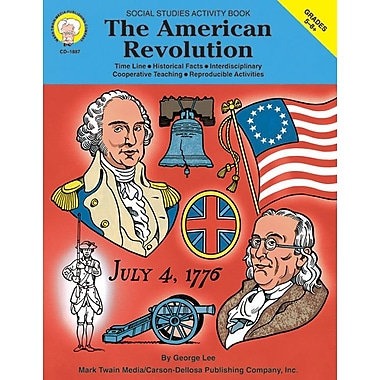 Mark Twain The American Revolution Resource Book