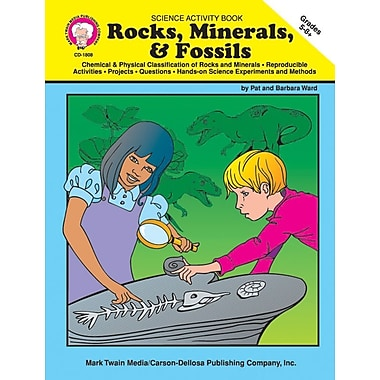 Mark Twain Rocks, Minerals, & Fossils Resource Book