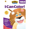Brighter Child I Can Color Workbook