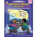 Carson-Dellosa Memory Verse Mysteries Resource Book, Grades PK - K