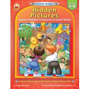 Carson-Dellosa Hidden Pictures Resource Book, Grades 4 - 6