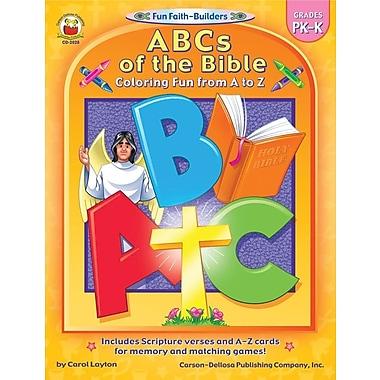 Carson-Dellosa ABCs Of The Bible Resource Book