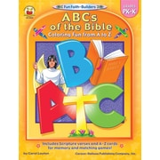 Carson-Dellosa ABCs Of The Bible Resource Book