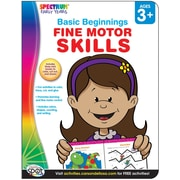 Spectrum Fine Motor Skills Activity Book