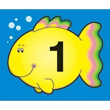 Carson-Dellosa Fish Calendar Cover-Up