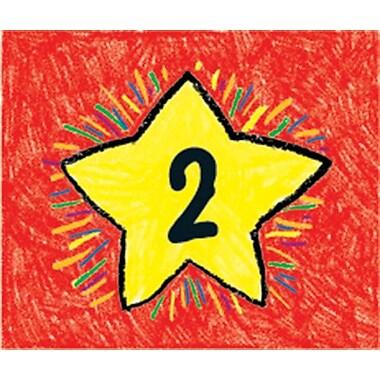 Carson-Dellosa Stars: Kid-Drawn Calendar Cover-Up
