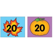 Carson-Dellosa Pumpkin/Leaf Calendar Cover-Up