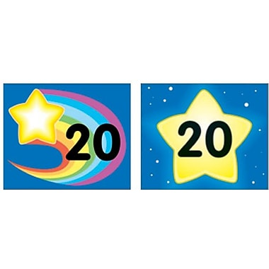 Carson-Dellosa Star/Rainbow Star Calendar Cover-Up