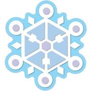 Carson-Dellosa Snowflake Cut-Outs