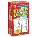 Carson-Dellosa Subtraction 0-12 Flash Cards