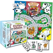 Key Education Fire Station Dalmatian Board Game
