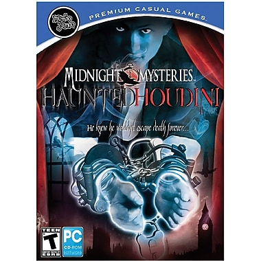 Encore Midnight Mysteries Haunted Houdini for Windows (1-User) [Boxed]