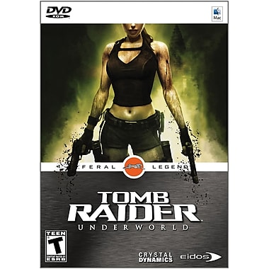 Feral Interactive Limited To Raider Underworld for Mac (1-User) [Boxed]