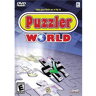 Feral Interactive Limited Puzzler World for Mac (1-User) [Boxed]