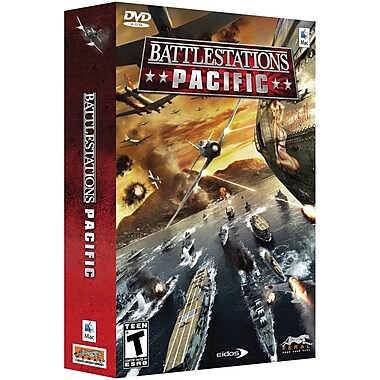 Feral Interactive Limited Battlestations: Pacific for Mac (1-User) [Boxed]