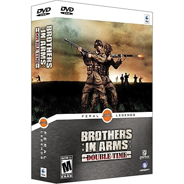Feral Interactive Limited Brothers In Arms: Double Time for Mac (1-User) [Boxed]