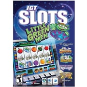 Masque Publishing IGT Slots: Little Green Men for Windows (1-User) [Boxed]