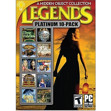 On Hand Software Legends Platinum 10-Pack for Windows (1-User) [Boxed]