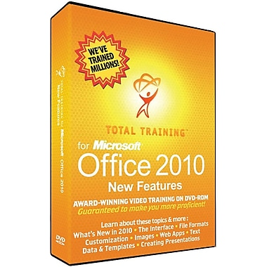 Total Training Microsoft Office 2010 Guts for Windows (1-User) [Boxed]