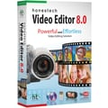 Honest Technology Video Editor 8.0 for Windows (1-User) [Boxed]