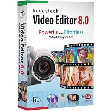 Honest Technology Video Editor 8.0 for Windows (1-User) [Boxed]