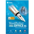 Corel Wordperfect Office X6 Home & Student  for Windows (1-User) [Boxed]