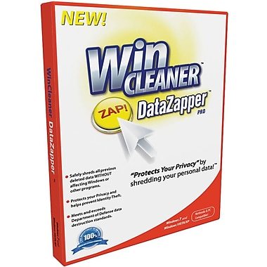 Business Logic Corp Wincleaner Datazapper Pro 12 for Windows (1-User) [Boxed]