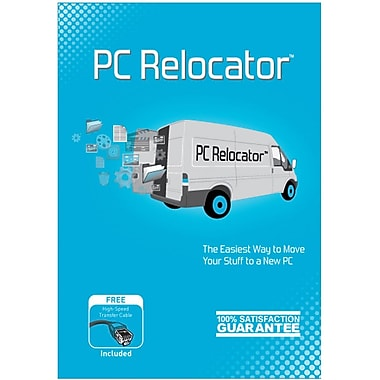 Laplink Software PC Relocator for Windows (1-User) [Boxed]