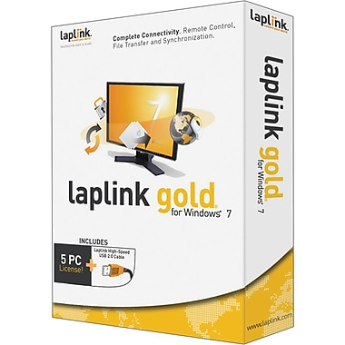 Laplink Software Laplink Gold for Windows (1-User) [Boxed]