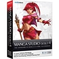 Smith Micro Software Manga Studio Debut 4.0 for Windows/Mac (1-User) [Boxed]