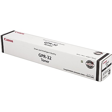 Canon GPR-32 Black Toner Cartridge (2791B003AA), High Yield