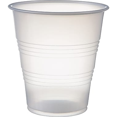 SOLO® Galaxy® Translucent Plastic Cold Cups, 7 oz., 750/Carton