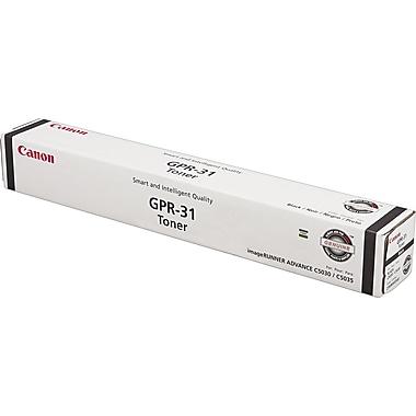 Canon GPR-31 Black Toner Cartridge (2790B003AA)