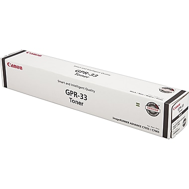 Canon GPR-33 Black Toner Cartridge (2792B003AA), High Yield
