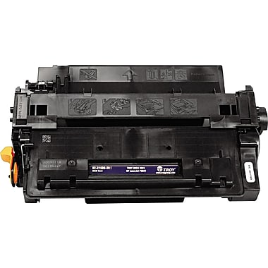 Troy 281600001 Compatible MICR Secure Toner, 6,000 Page-Yield, Black