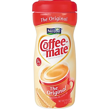 Nestlé Coffee-Mate® Powdered Coffee Creamer Canisters