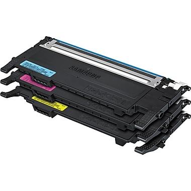 Samsung CLT-P407A Colour Toner Cartridge, Tri-pack