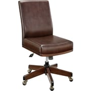 Martha Stewart Home Office™ Tyler Task Chair, Molasses Brown