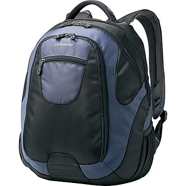 Samsonite Tectonic Backpack, Black/Blue