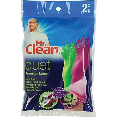 Mr. Clean Gloves, Duet, Large