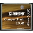 Kingston 32GB Ultimate 600X Compact Flash Card 600x Flash Memory Card