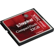 Kingston 32GB Ultimate 266X Compact Flash Card 266x Flash Memory Card