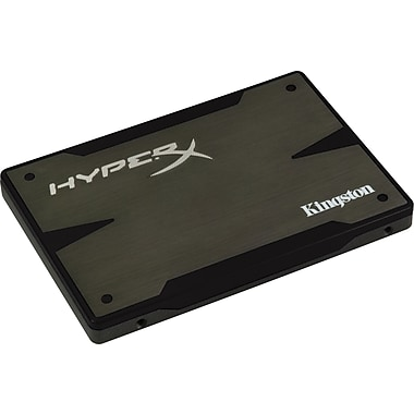 Kingston HyperX 3K 90GB 2.5in. SATA III (6 Gb/s) MLC Internal Solid State Drive (SSD)