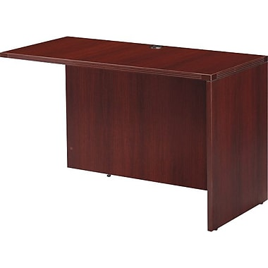 Office Star Napa Collection Return, Mahogany