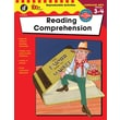 Instructional Fair Reading Comprehension Resource Book, Grades 3 - 4