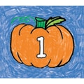 Carson-Dellosa Pumpkins: Kid-Drawn Calendar Cover-Up