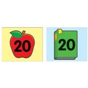Carson-Dellosa Apple/Book Calendar Cover-Up