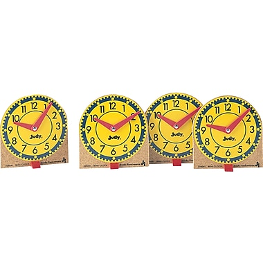 Mini Judy® Instructo Clocks
